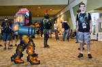 Samus Aran: Metal Gear