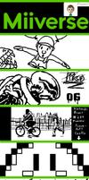 Miiverse Famicom 30th Anniversary Series Progress