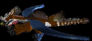 Archosaur Dragon 5-16-12
