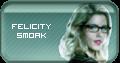 Felicity Smoak stamp by ReineHela