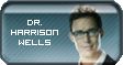 Harrison Wells stamp by ReineHela