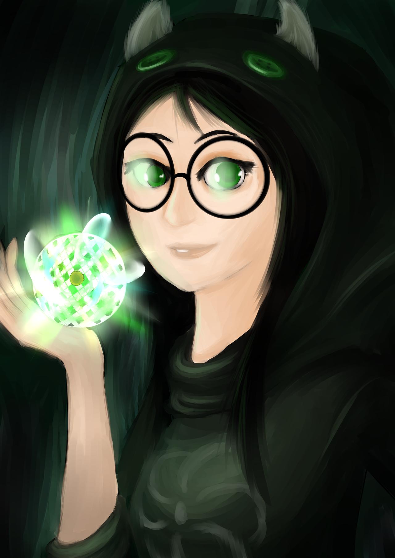 Jade Harley by ThePhantomArts