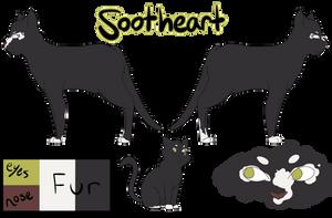 Sootheart by spaceghett1