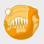 Zombie fruitZ: Orange