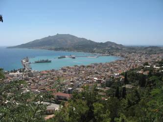 Zakynthos port - Greece