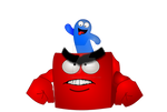 Red vs. Bloo
