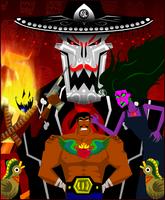 Guacamelee Poster Alternate by Tigresuave11