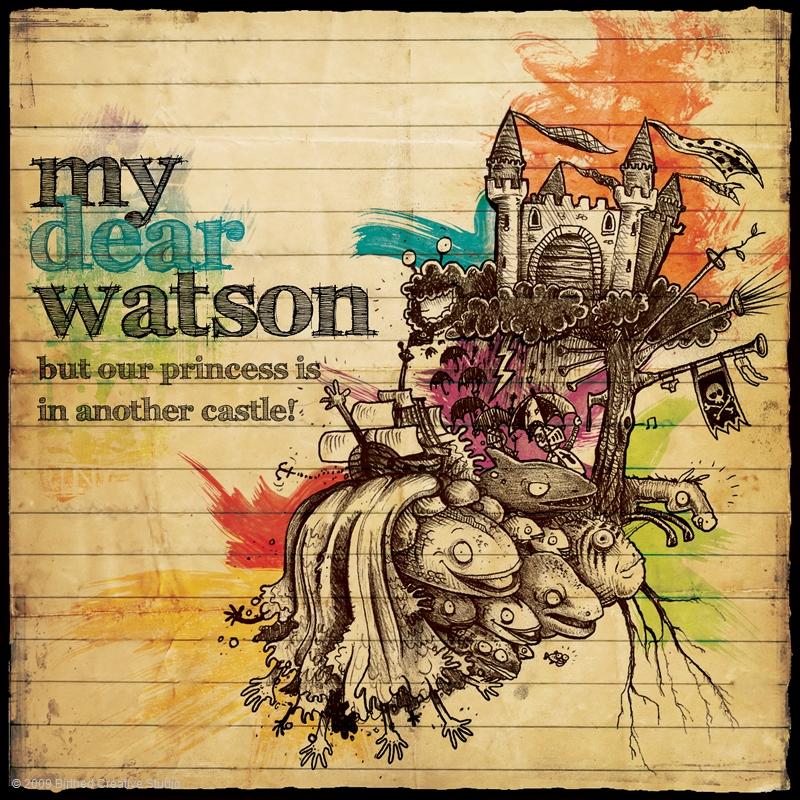 My Dear Watson Artwork by Birthed