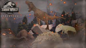 (SFM) Rexy: Queen Of The Dinosaurs