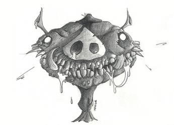 Smile, Pigface by Insalival