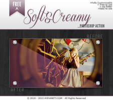 Soft and Creamy Action
