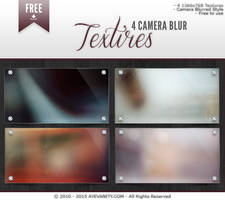 4 Camera Blur Textures