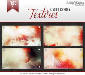 4 Very Cherry HD Textures