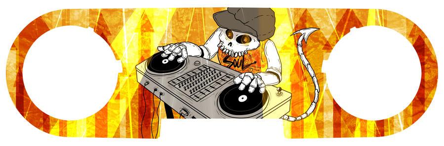 DJ Skellie 1 by Kinla