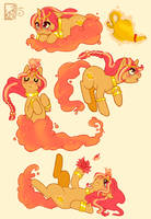 MLP: Citrus Wish 2 by Kinla