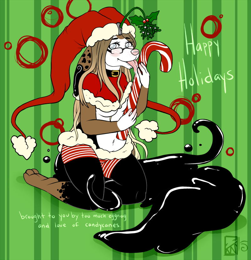Holiday Nomz by Kinla