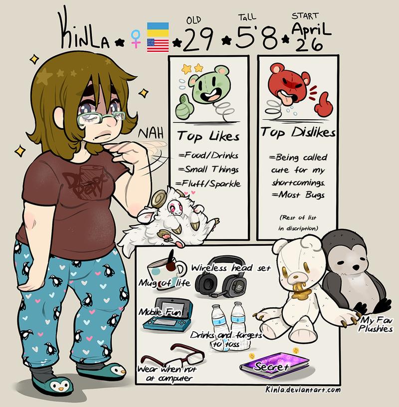 Kinla's Profile Picture