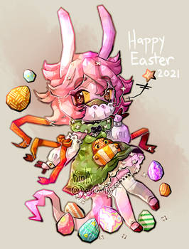 Easter2021: Have a tasty day!