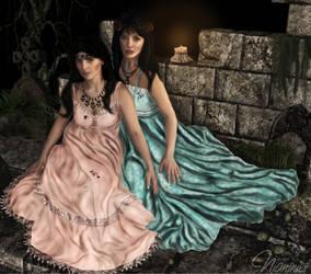 Draculas Brides by nianiniel
