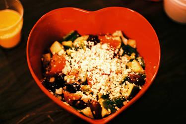 Greek Salad by mass-romantic