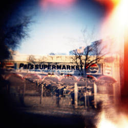 Pal's Supermarket by mass-romantic