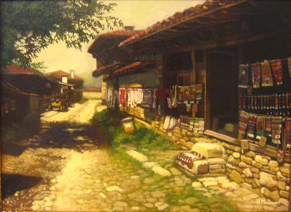 Scenery from Jeravna,Bulgaria2 by Majarov86
