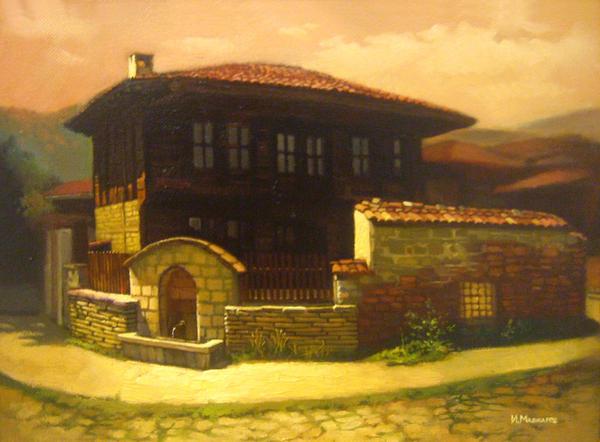 Scenery from Kotel,Bulgaria by Majarov86