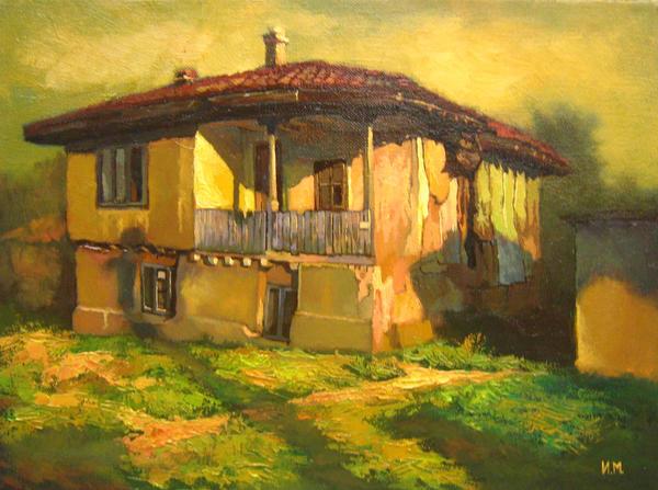 House from Tutrakan,Bulgaria by Majarov86