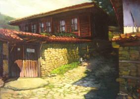 Scenery from Jeravna,Bulgaria by Majarov86