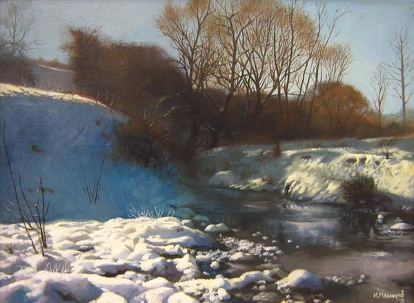Winter scenery 5 by Majarov86
