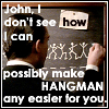 Hangman by CorporalAlex