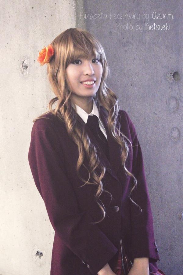 Smile by Azurimi