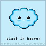 _Pixel in heaven_ by drearetro