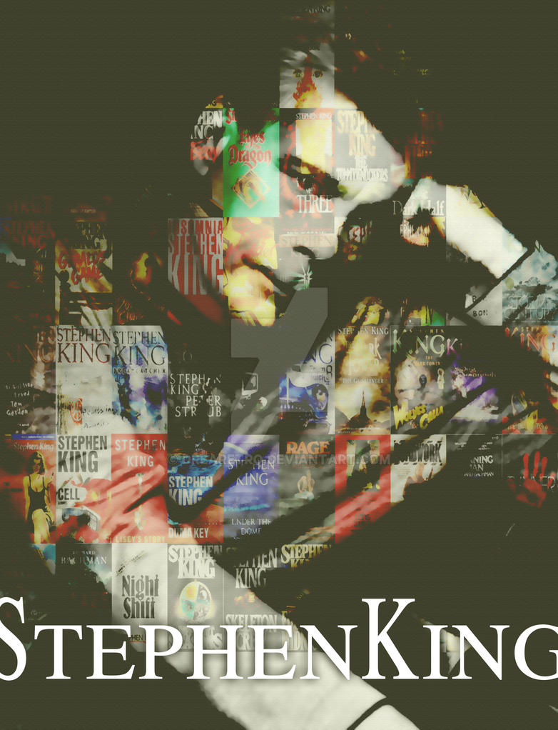 _StephenKing_ by drearetro