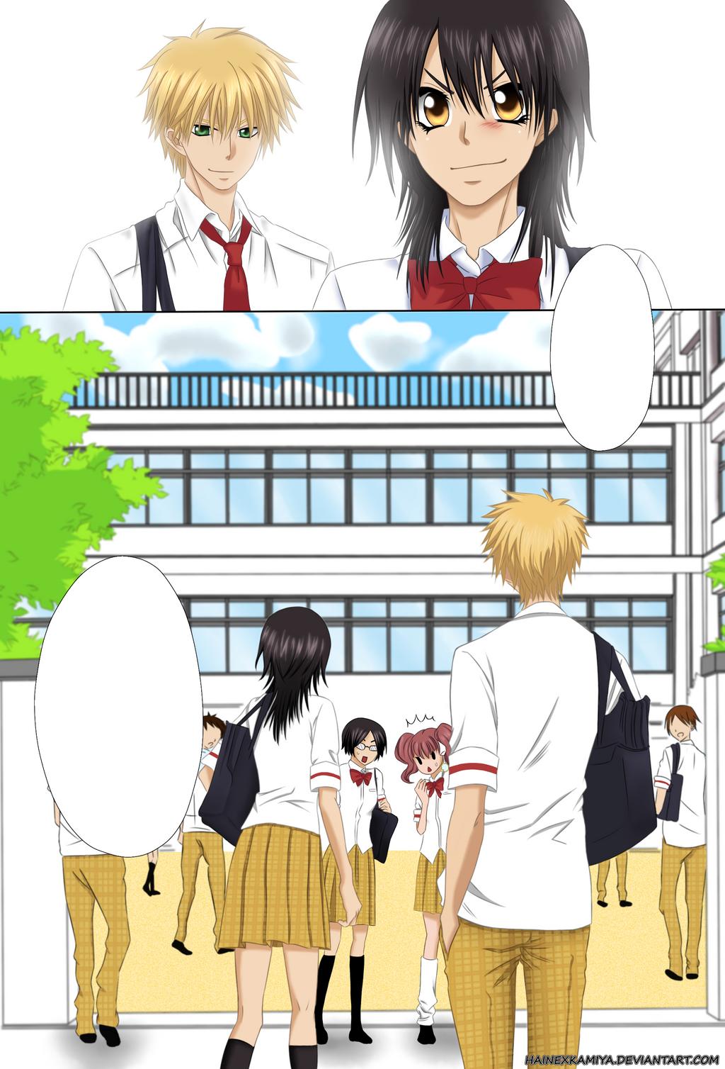 kaichou wa maid sama season 2
