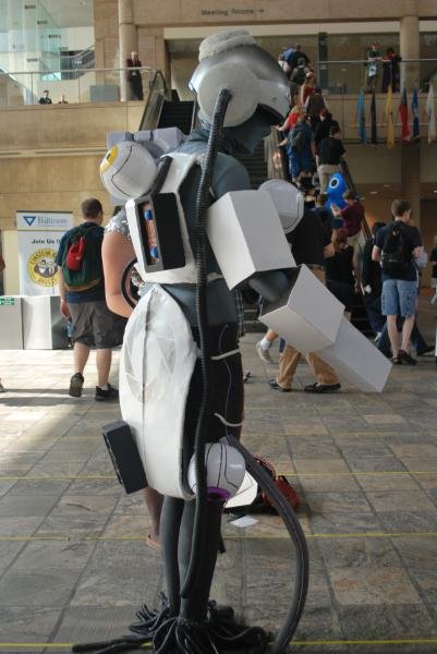 GLaDOS by Dragonblade-Dreams