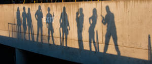 Shadows in the Shape of Men