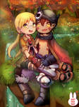 Made In Abyss: Reg and Riko