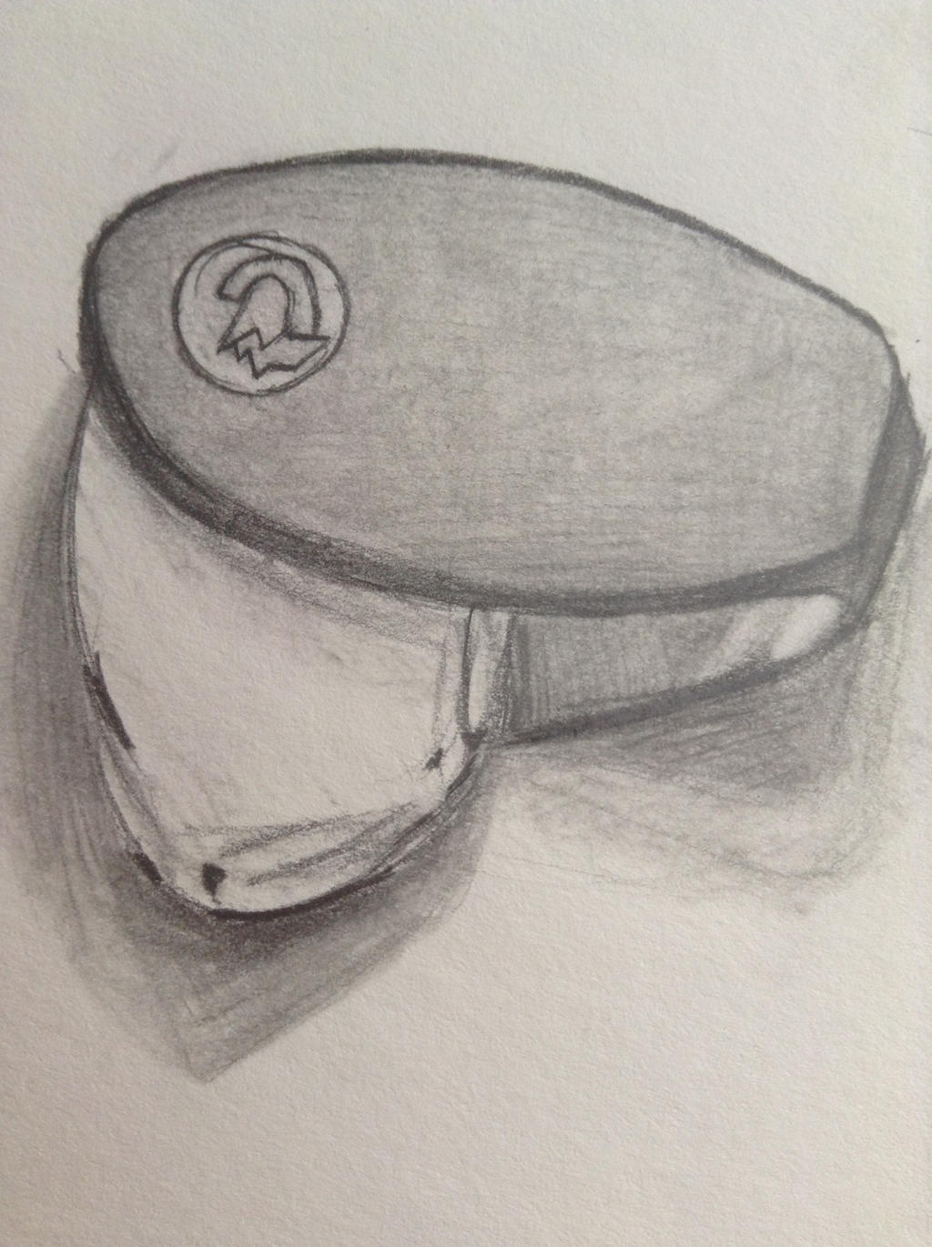 Eraser by TheGreenNightingale