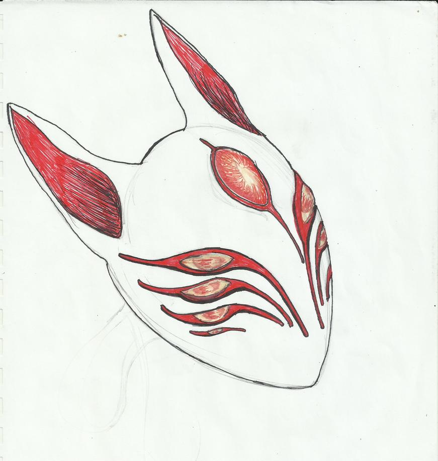 Maki Mask by Eradrom