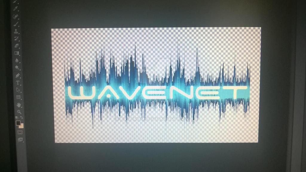 Wavenet Logo Commission 2 by Eradrom