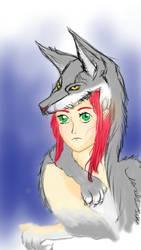 Ware wolf changeling by Eradrom