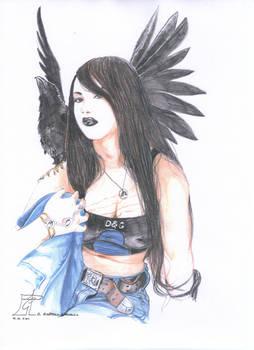 Nina 'Raven' Gorani