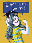 Temmie Can Do It