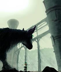 Jack's grateful pet by greenyswolf