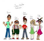 Nicktoons redesign: Jimmy Neutron by TrendyStaMacigian