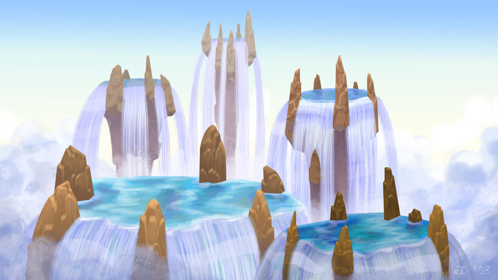 Pools of Paradise by Hominids
