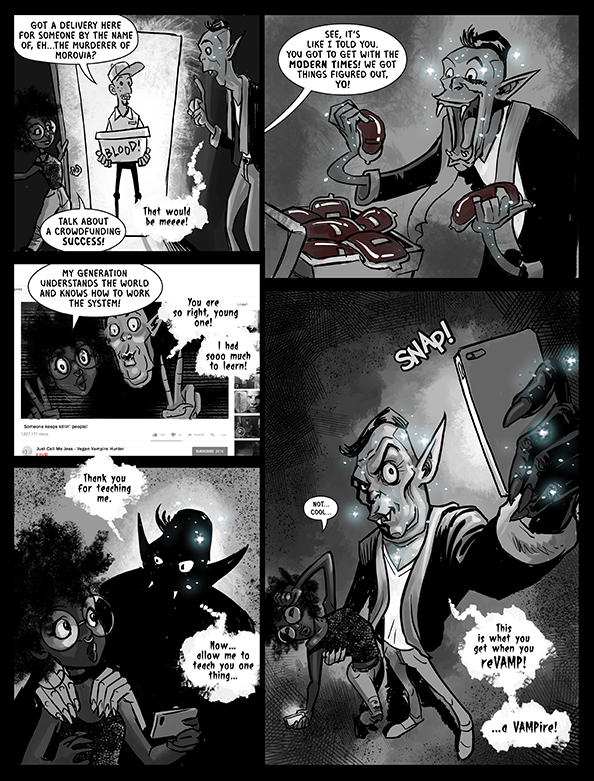 Revamp Page 5 by Hominids
