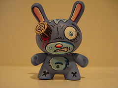 3 inch Bubbles Bunny Dunny II by DFed