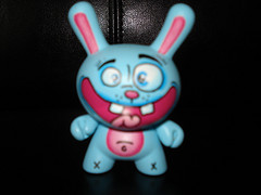 Bubbles Bunny Dunny II by DFed